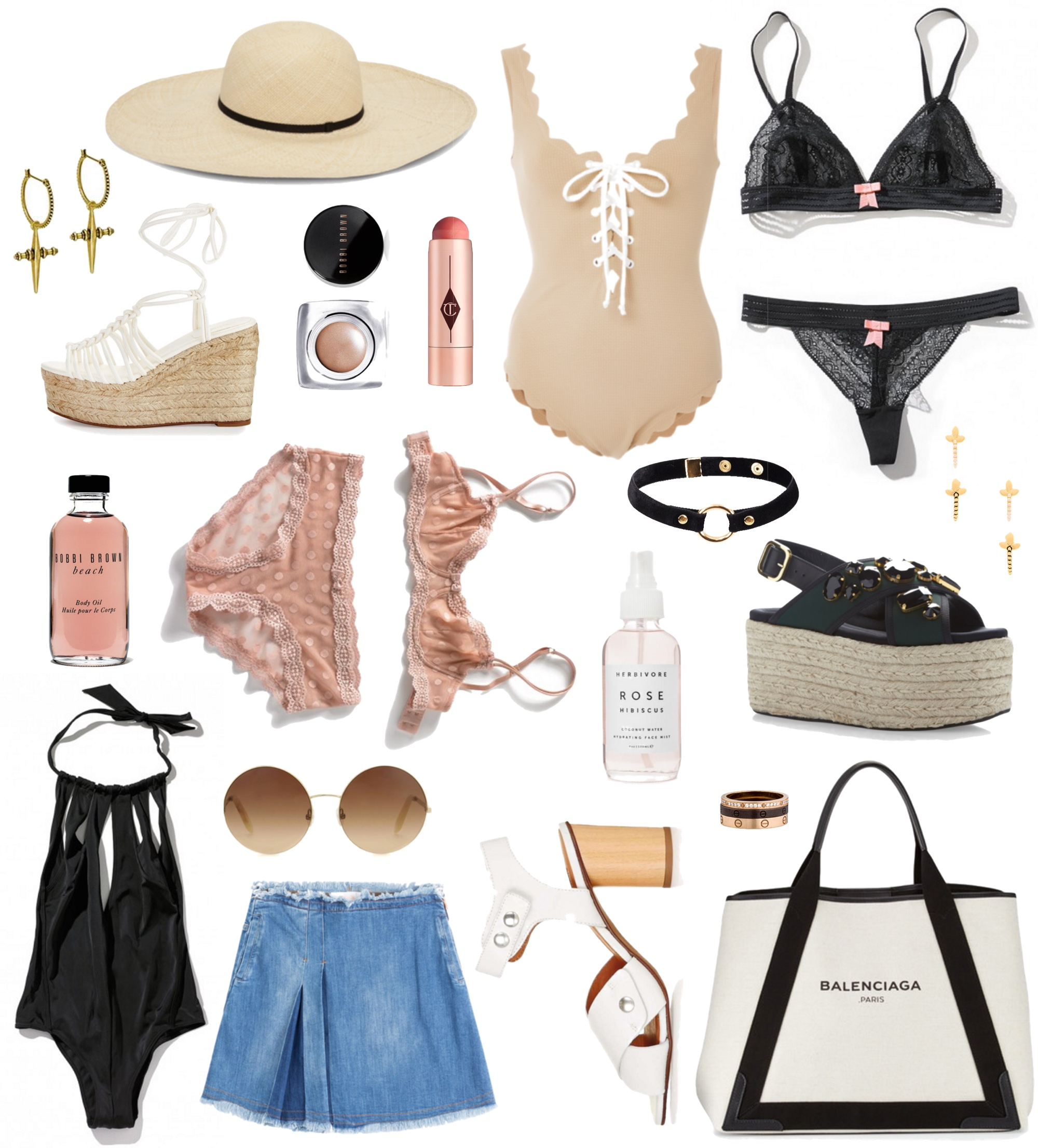 AdoreMe.com Beach Day Musts and Summer Wishlist: To Style, With Love