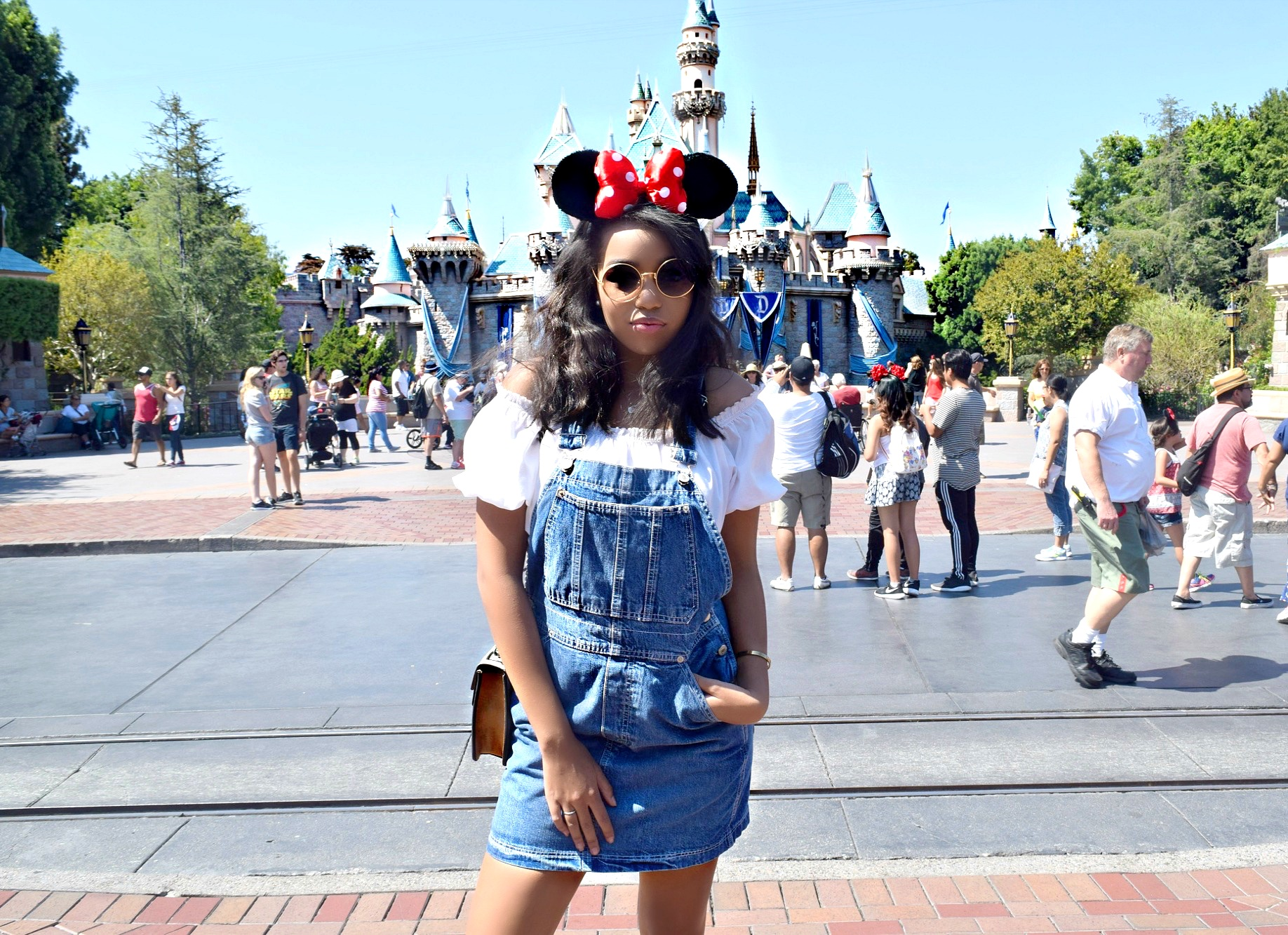 Disneyland, Los Angeles Street Style & Fashion Blogger: To Style, With Love