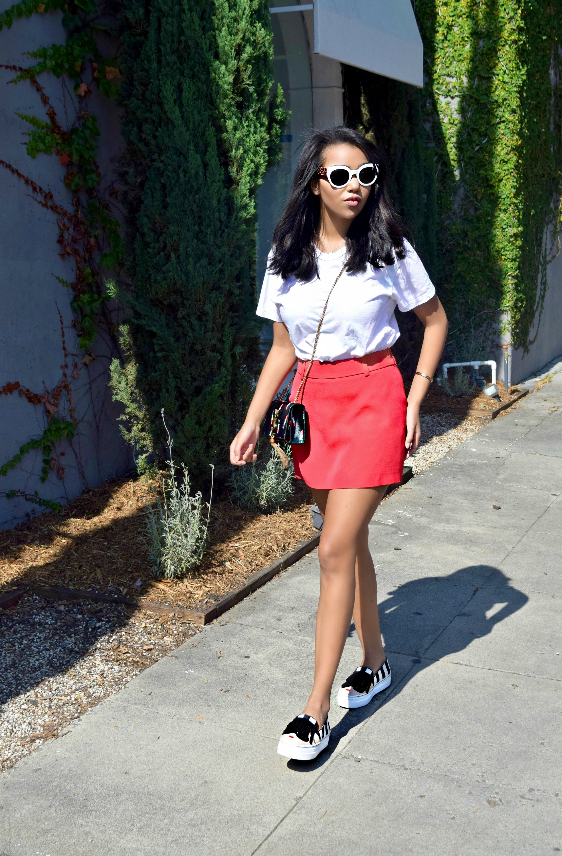 Off Duty In LA, Los Angeles Casual Summer Street Style: To Style, With Love