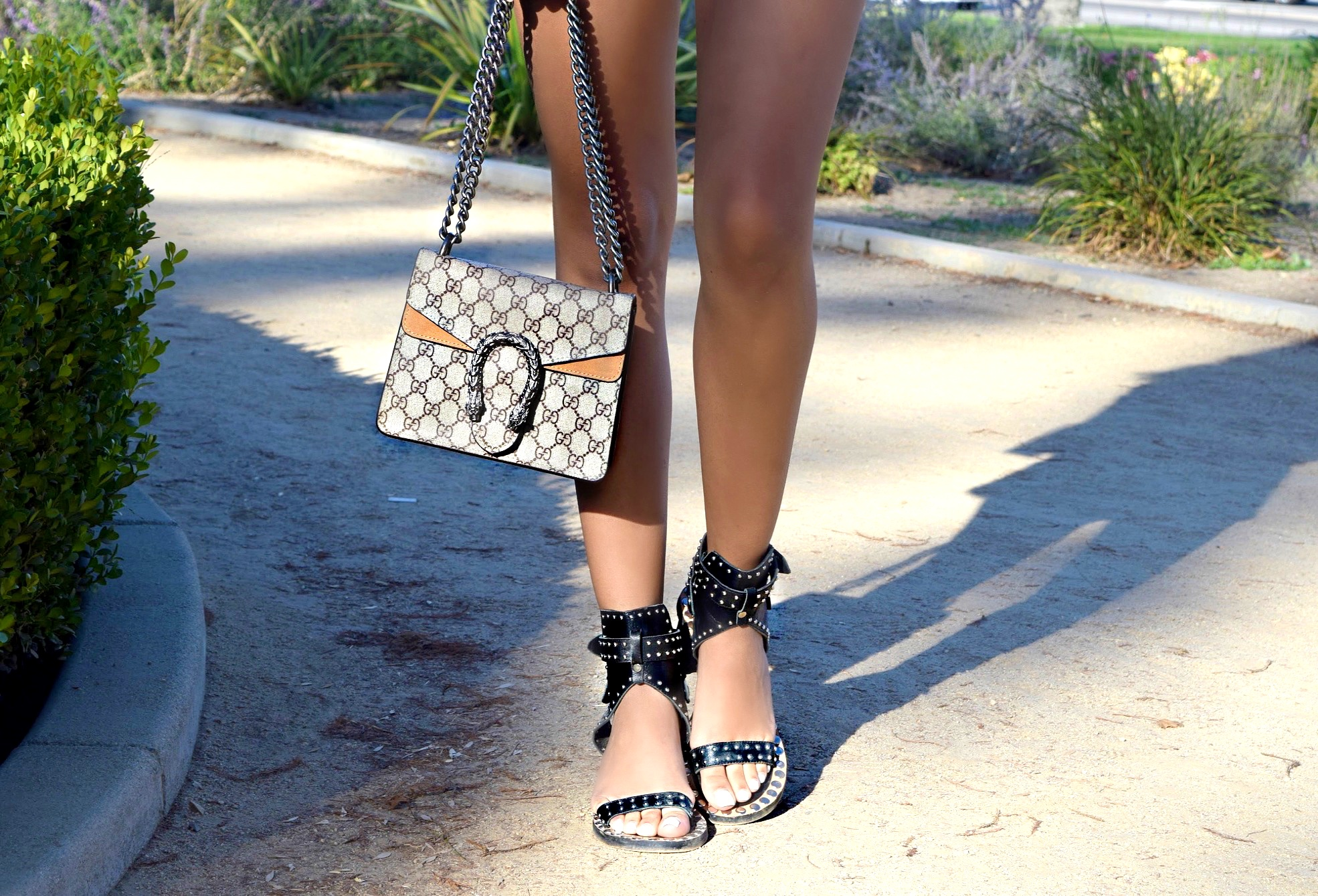 Gucci Dionysus Crossbody Bag + Isabel Marant Sandals: To Style, With Love