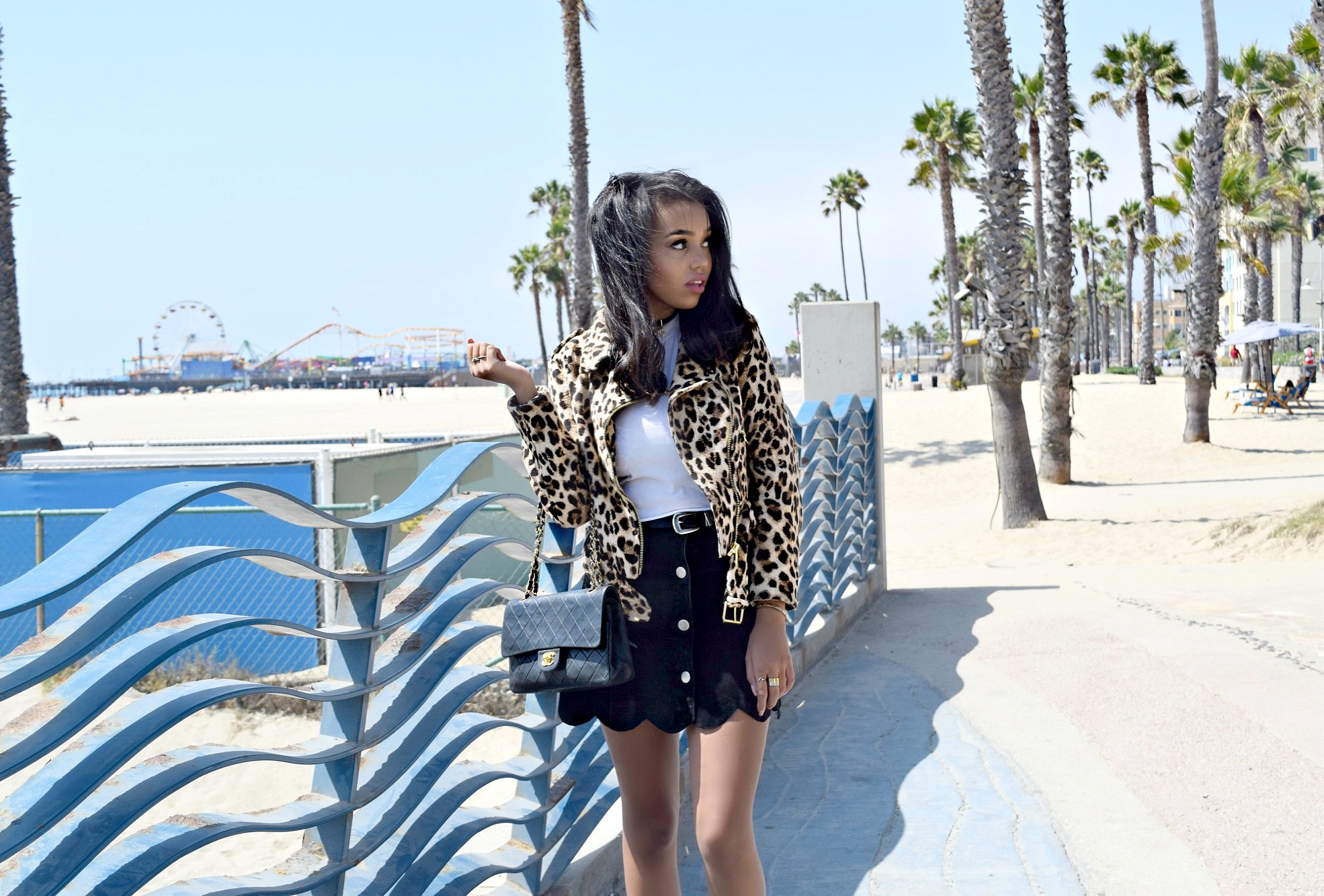 Lucky Brand x Zappos // California Dreamin // Los Angeles Fashion Blogger Daphne Blunt: To Style, With Love