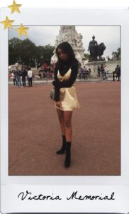 Sightseeing in London Town // London, England Europe Travel Diary // Buckingham Palace // Westminster Abbey // The Victoria Memorial // Big Ben & Parliment // Are You Am I Slip Dress // Gucci DIonysus // Public Desire Velvet Booties // Chanel Pearl CC Logo Necklace // Los Angeles Fashion Blogger Daphne Blunt: To Style, With Love