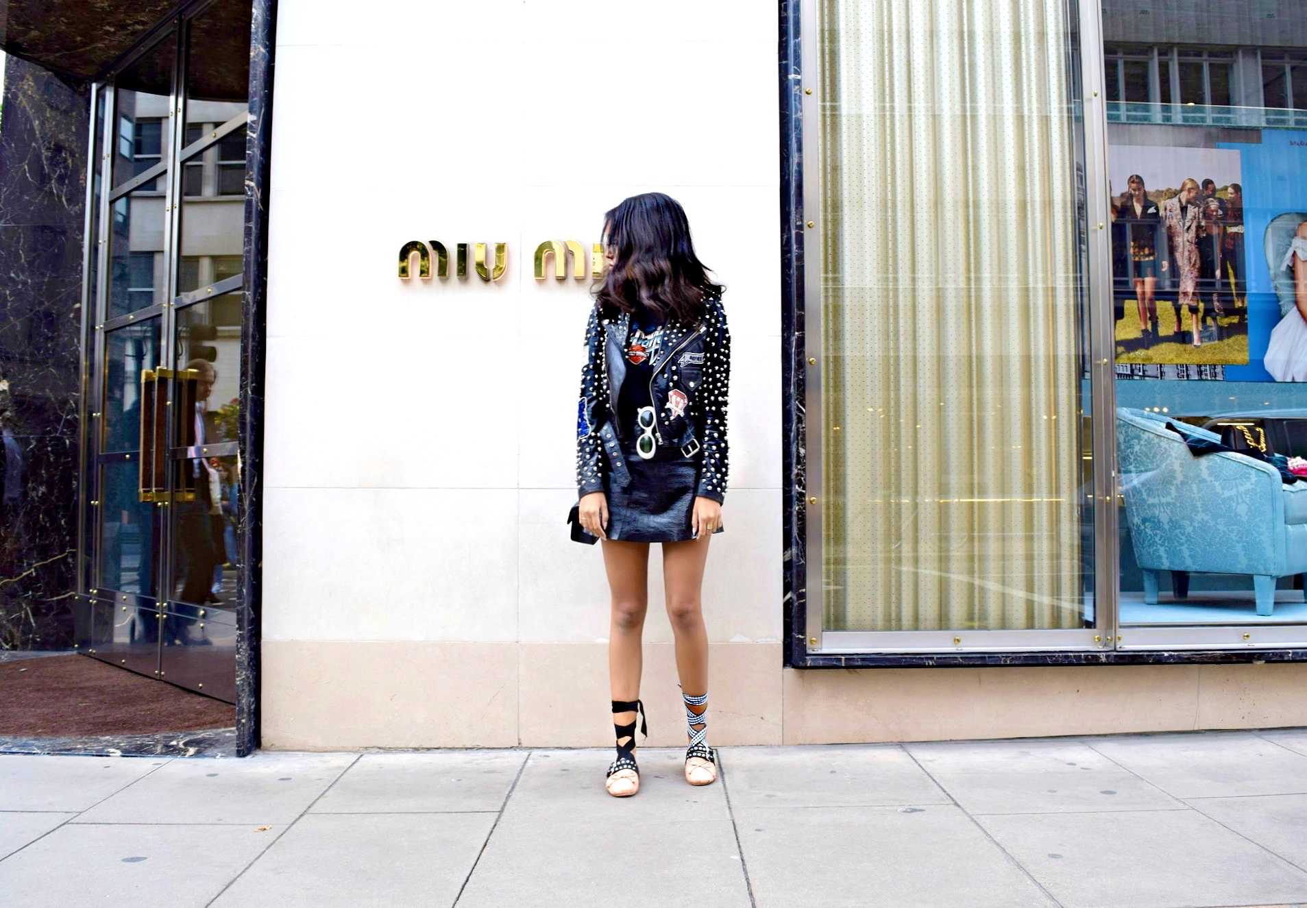 London, England Snapshots // Miu Miu Shopping on Bond Street // London Travel Diary // Los Angeles Fashion Blogger Daphne Blunt: To Style, With Love