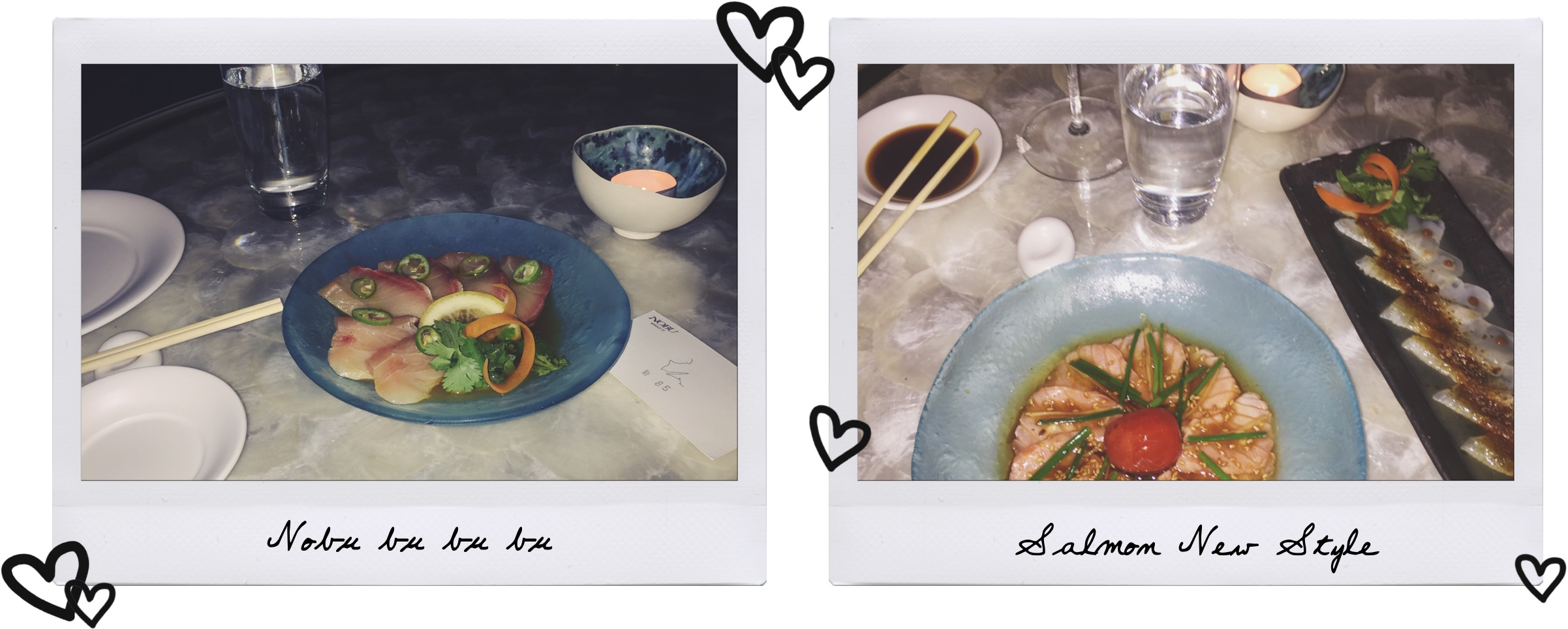 London, England Snapshots // Nobu London Restaurant // London Travel Diary // Los Angeles Fashion Blogger Daphne Blunt: To Style, With Love