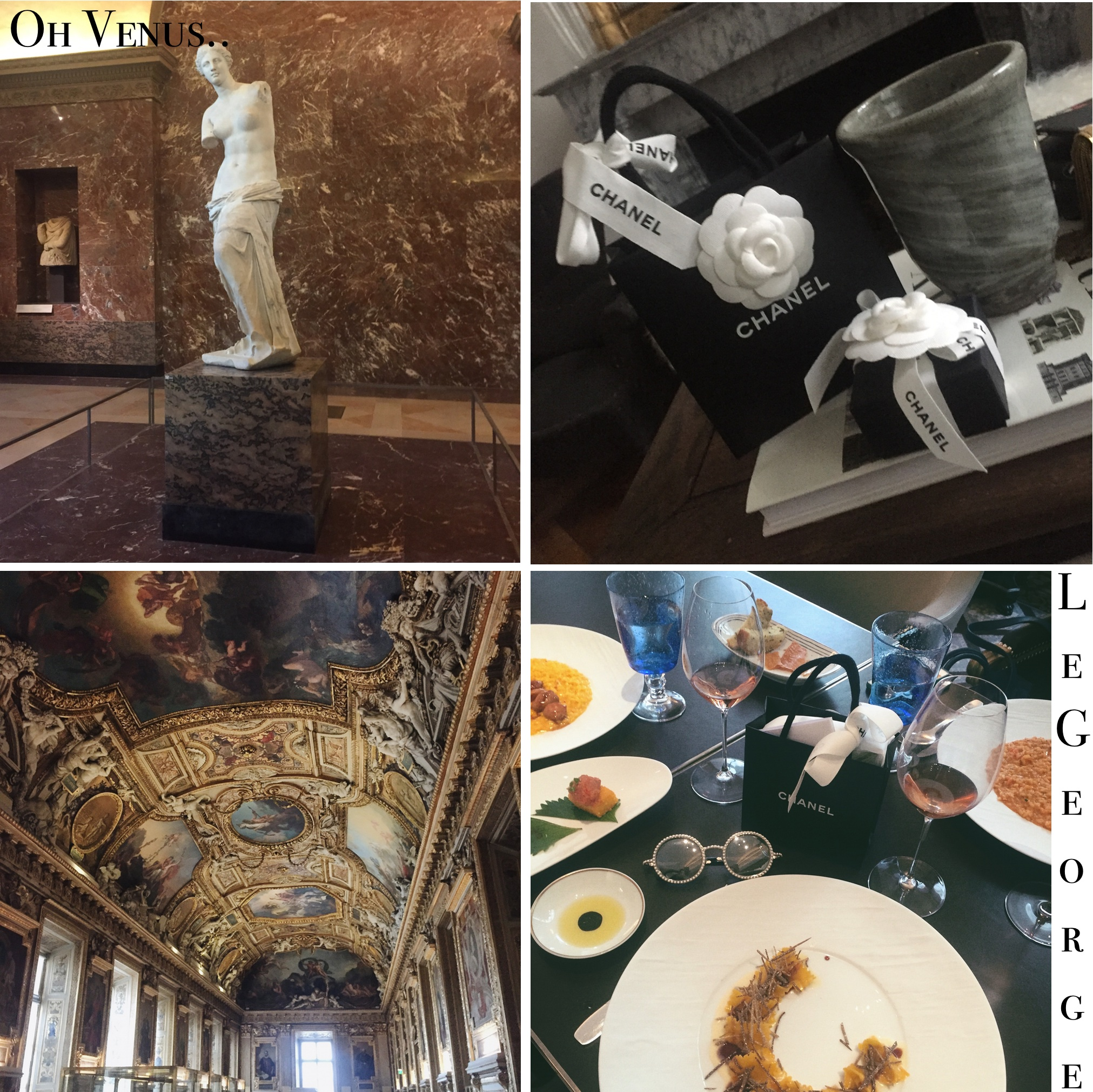 Parisian Gloom // A Day At The Louvre // Paris Travel Diary // Los Angeles Fashion Blogger Daphne Blunt // Storets Black & White Dress // Saint Laurent Bomber Jacket // Saint Laurent Lipstick Bag // Chanel Velvet Loafers: To Style, With Love