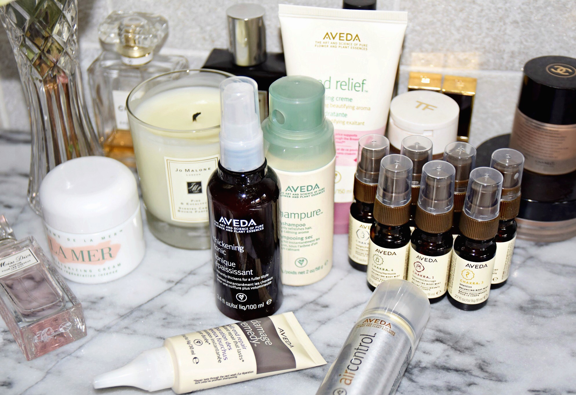 All I Want Is Aveda // Aveda Hair Styling Products // Aveda Fall Colors // Aveda Beauty, Makeup and Cosmetics // Beauty Blogger Daphne Blunt: To Style, With Love