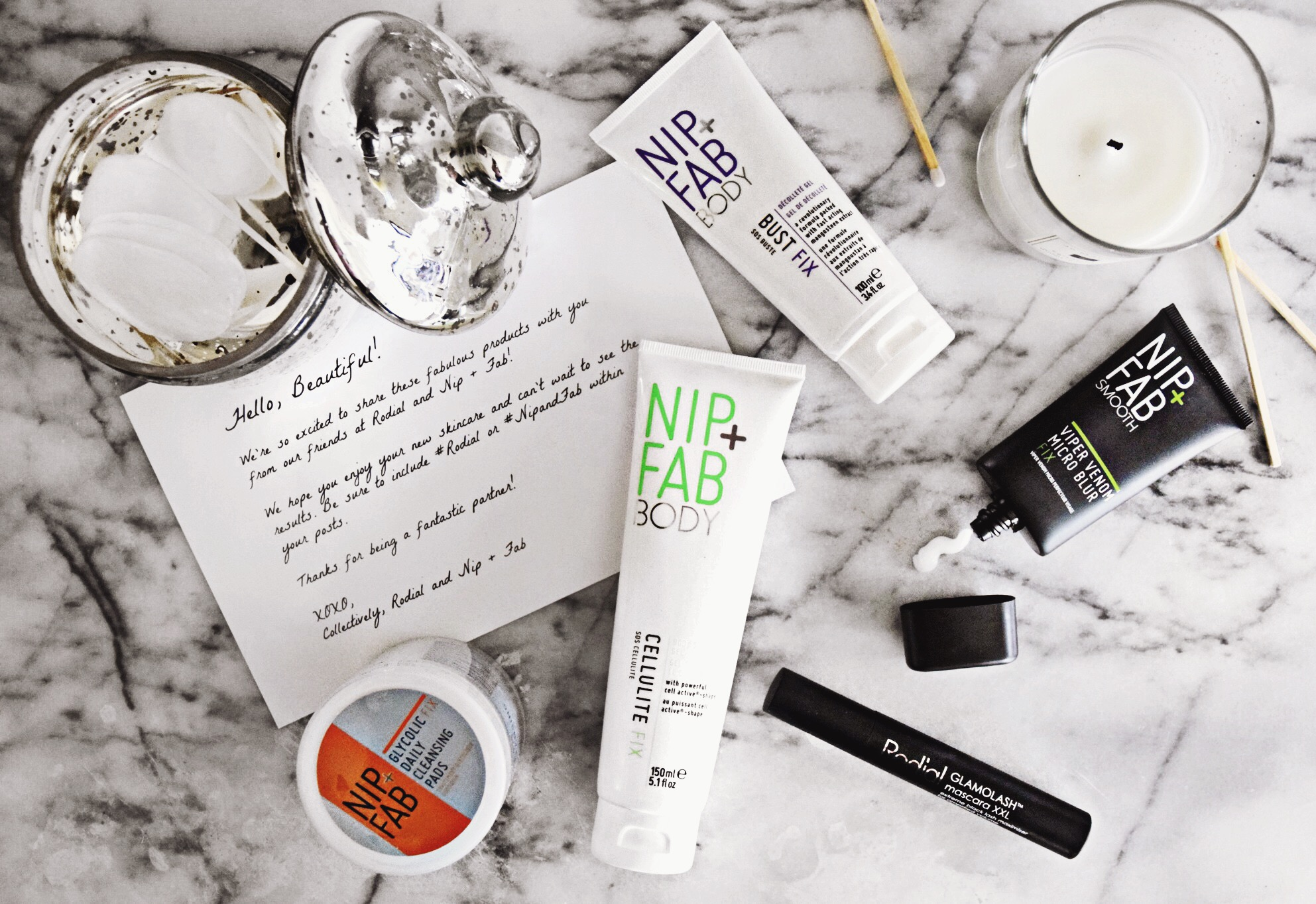 On My Vanity | Nip + Fab // Skincare Review // Nip + Fab Review // Los Angeles Fashion Blogger Daphne Blunt: To Style, With Love