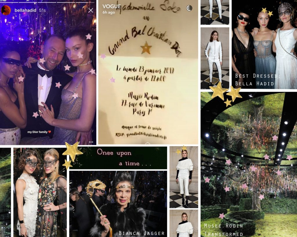 The Dior Ball | Your Invite Get Lost Too? // The Dior Ball 2017 Spring Couture by Christian Dior Runway Show // Los Angeles Fashion Blogger Daphne Blunt: To Style, With Love