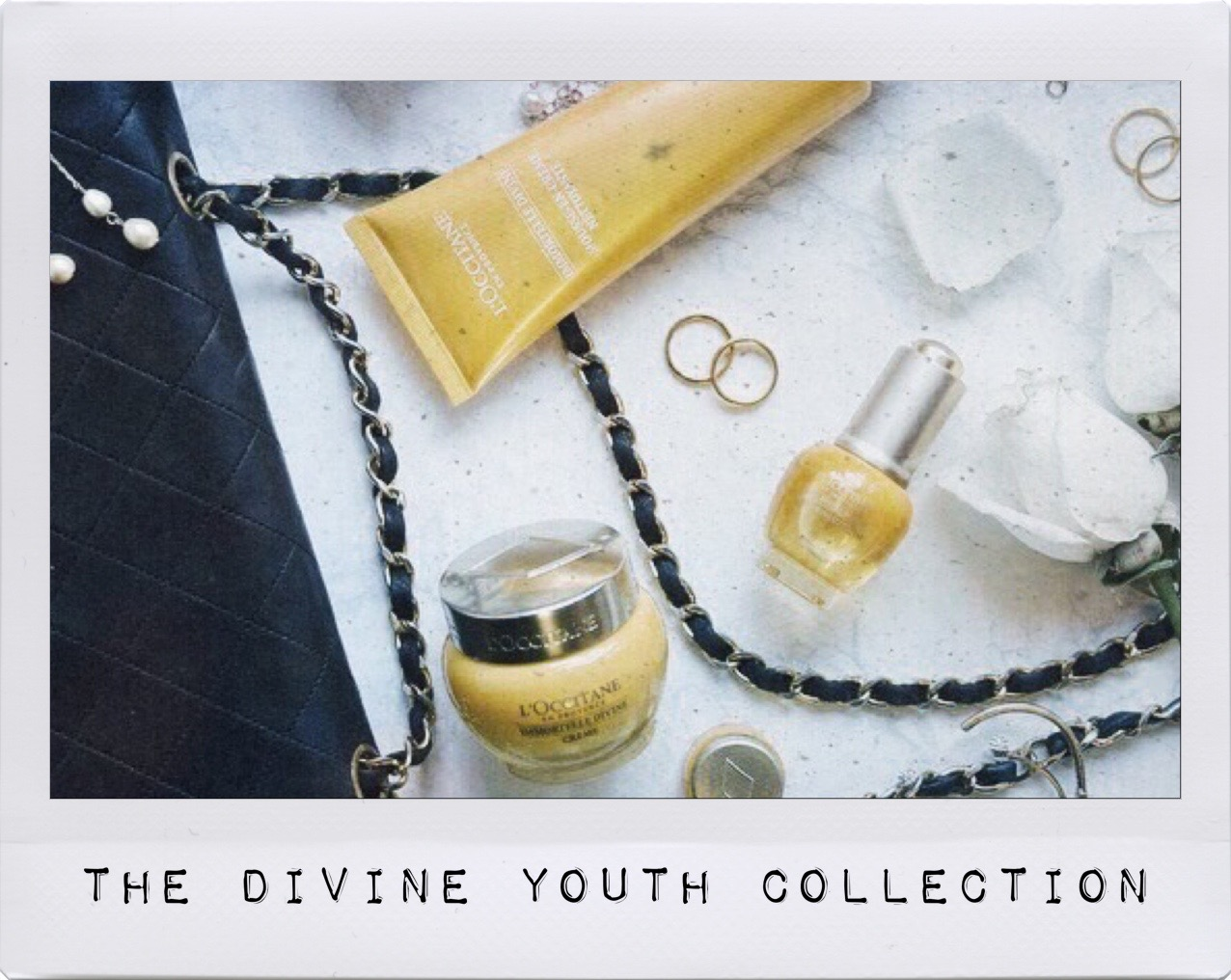 On My Vanity | A L'Occitane Holiday // The L'Occitane Divine Youth Holiday Gift Set // L'Occitane Holiday Gift Sets // Los Angeles Fashion & Beauty Blogger Daphne Blunt: To Style, With Love