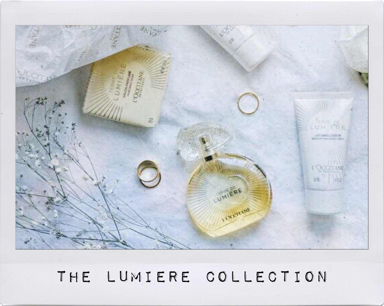 On My Vanity | A L'Occitane Holiday // The L'Occitane Lumiere Perfume Holiday Gift Set // L'Occitane Holiday Gift Sets // Los Angeles Fashion & Beauty Blogger Daphne Blunt: To Style, With Love